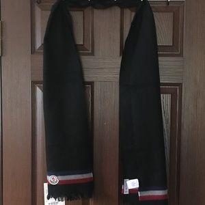 unisex moncler scarf